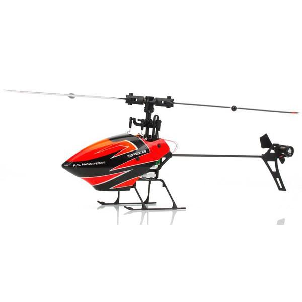 Вертолёт 3D микро р/у 2.4GHz WL Toys V922 FBL (оранжевый)
