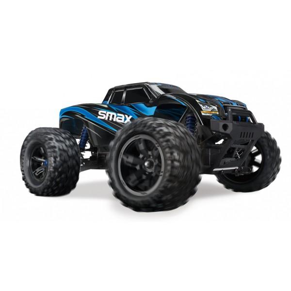"""Монстр 1:16 """"S Max"""" Remo Hobby RH1631 4WD RTR (синий)"""