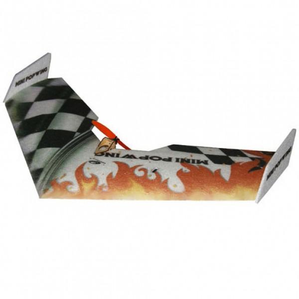 Летающее крыло Tech One Mini Popwing ARF 600 мм 2,4 ГГц (TO-04002B)