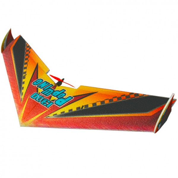 Летающее крыло Tech One Popwing ARF 390 мм 2,4 ГГц (TO-04003)