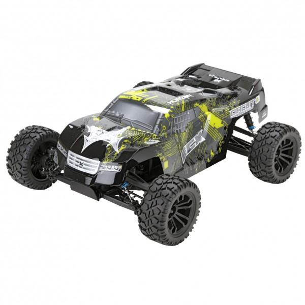 Автмобиль ECX Circuit Stadium Truck 1:10 RTR 424 мм 4WD AVC Spektrum 2,4 ГГц (ECX03017)