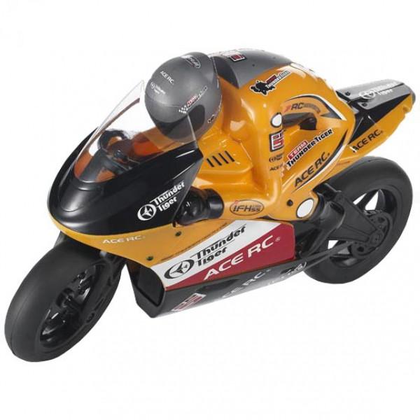 Мотоцикл Thunder Tiger Racing Bike SB5 Brushless 1:5 417 мм 2.4GHz RTR (6575-F274)