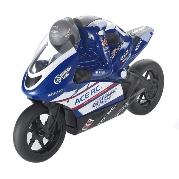 Мотоцикл Thunder Tiger Racing Bike SB5 Brushless 1:5 RTR 417 мм 2,4 ГГц (6575-F271)