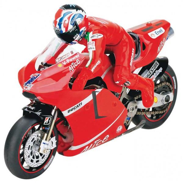 Мотоцикл Thunder Tiger Ducatti Desmosedici GP8 1:5 440 мм 2,4 ГГц RTR (6528-F272A2)