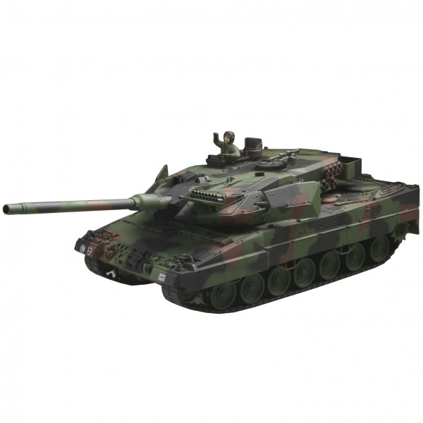 Танк VSTank Pro German Leopard 2 A6 Nato 1:24 RTR 457 мм страйкбол (A02105192)