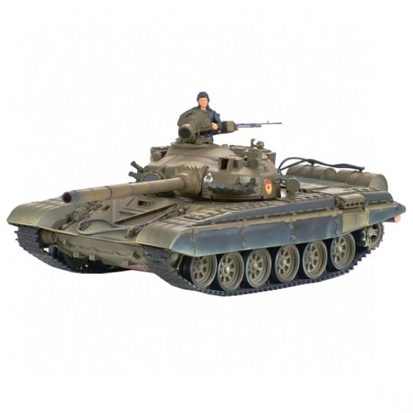 Танк VSTank Pro Russian Army Tank T72 M1 1:24 RTR 420 мм страйкбол (A02105700)